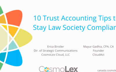 10 Trust Accounting Tip To Stay Law Society Compliant